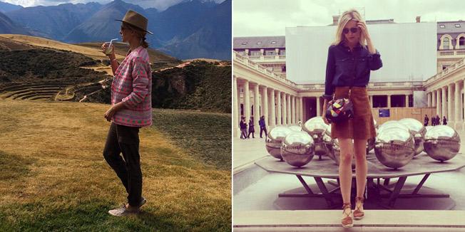 María León, la hija de la aristocracia sevillana que triunfa en Instagram