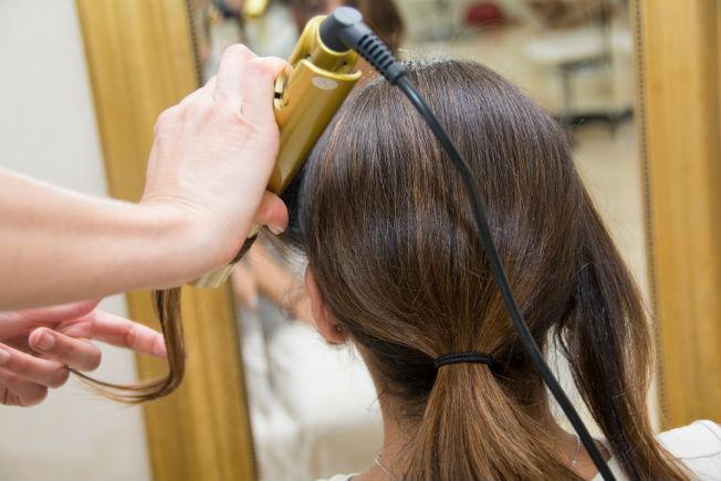 Peinado paso a paso recogido
