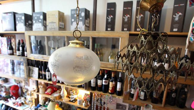 Lámpara antiguas de diferentes estilos y diseños