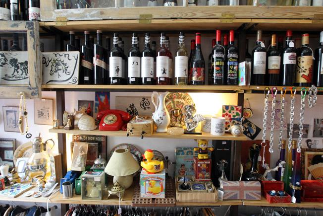 Moda, decoración y selección de vinos