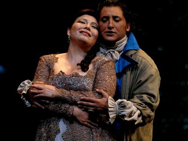 La ópera Tosca en Sevilla
