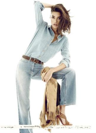 Rocío Crusset aparece en Vogue con foto de Gorka Postigo. Instagram Rocío Crusset