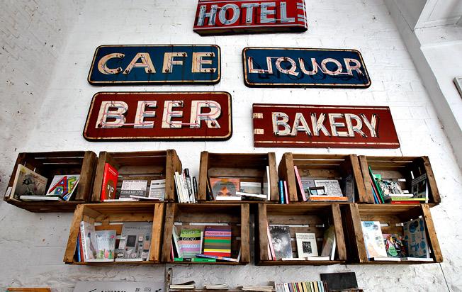 Artículos de decoración y librería de Wabi Sabi Shop&Galllery