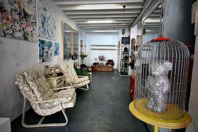 Piezas exclusivas y originales de diseño e interiorismo