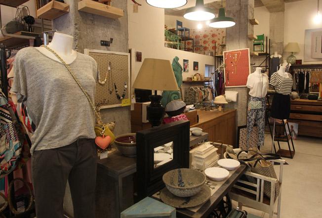 Moda, accesorios y decoración, en We El Porvenir