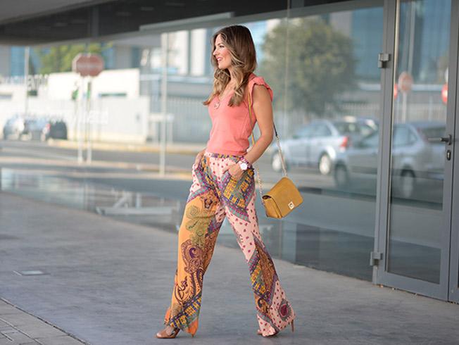 El pantalón largo perfecto para verano