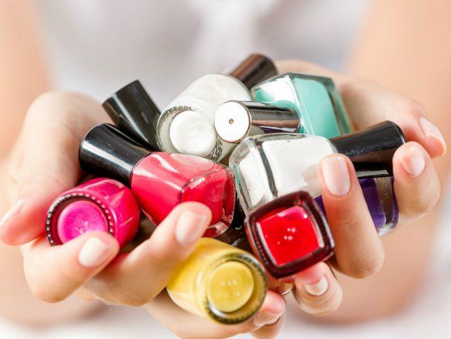 Colores esmaltes de moda en verano 2015
