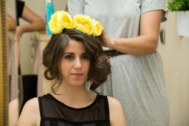 Cómo hacer un peinado falso bob. Laura Álvarez