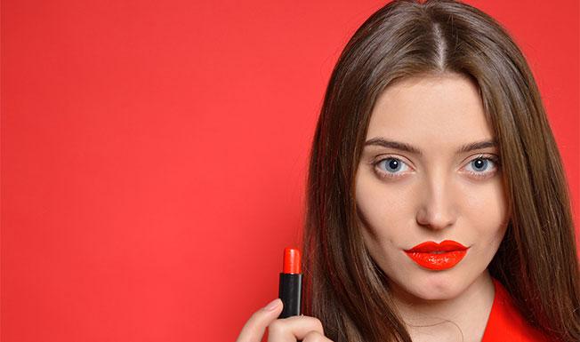 look de maquillaje intenso en dos minutos