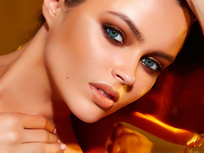 Maquillaje efecto bronceado