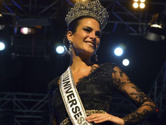 Carla García, Miss Universo España 2015- EFE