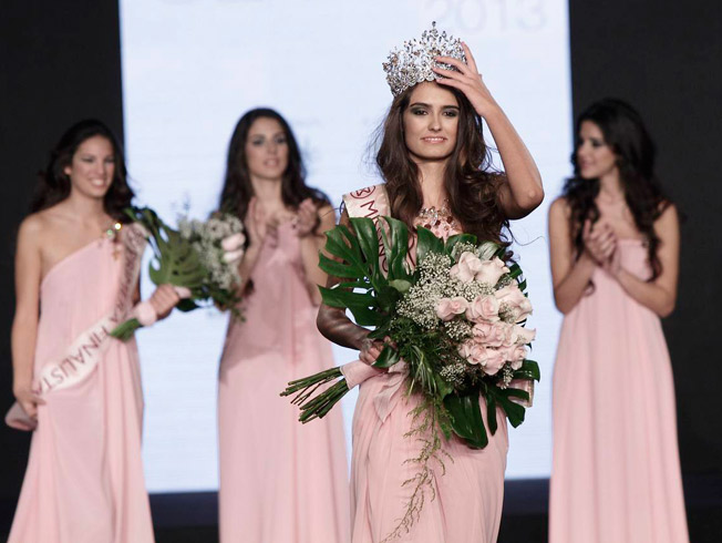 Rocío García, Miss World Sevilla 2013