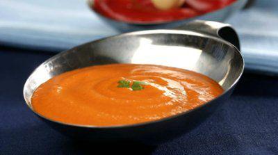 Salsa de piquillos y tomate