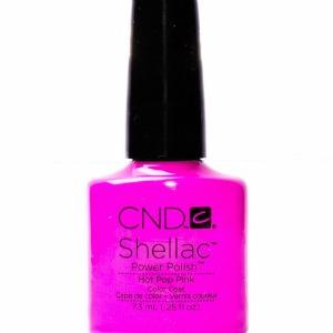 Hot Pop Pink de Shellac
