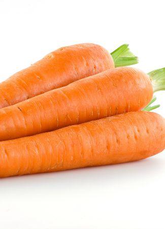Zanahoria para quemaduras de sol