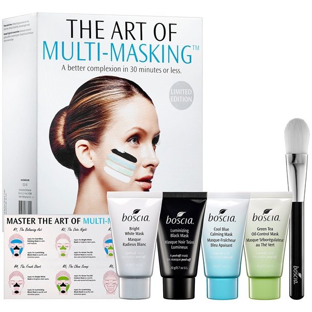 Set Boscia de Multimasking