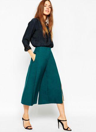 Falda pantalón de Asos