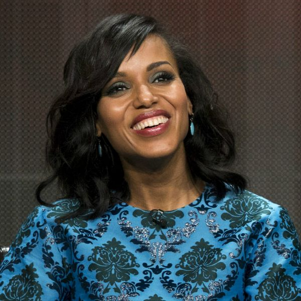 Kerry Washington con melena midi. Reuters