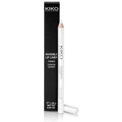 Lápiz perfilador transparente de Kiko Milano
