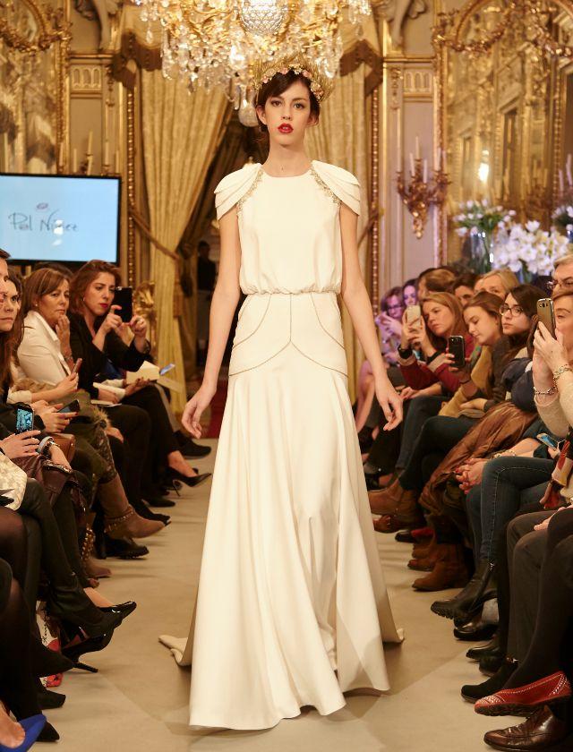 Precio vestido novia pol nunez