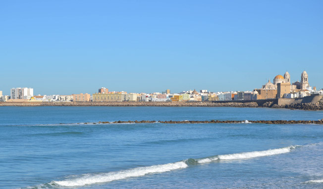 almuerzo chinesse pequeño cerca de Cádiz