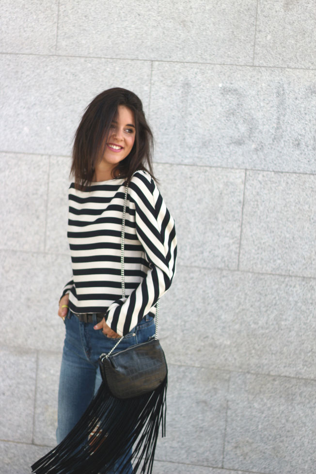 Tendencias de rayas marineras con Crazy closet