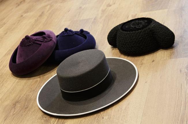 ... Sombrero sevillano Fernández y Roche 5 estrellas color uranio ee9db463df5