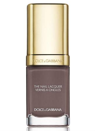Color gris perla de Dolce&Gabbana