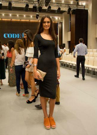 Rocío García en Code 41. Laura Álvarez