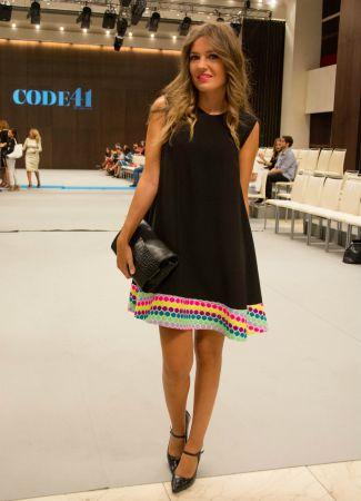 Helena Cueva en Code 41. Laura Álvarez