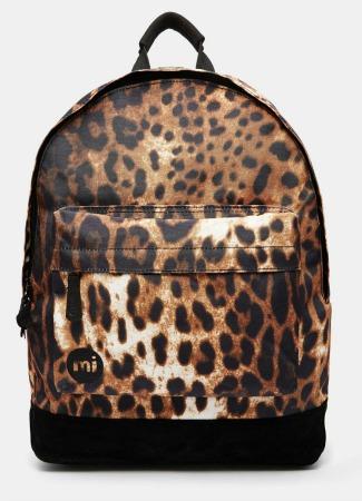 Mochila de leopardo