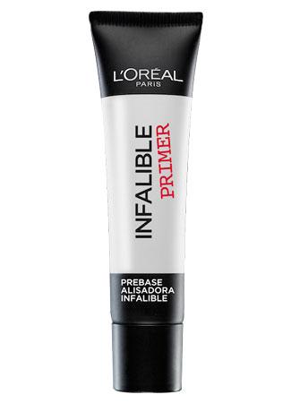 Diez productos para alargar la duración del maquillaje. Prebase de maquillaje.