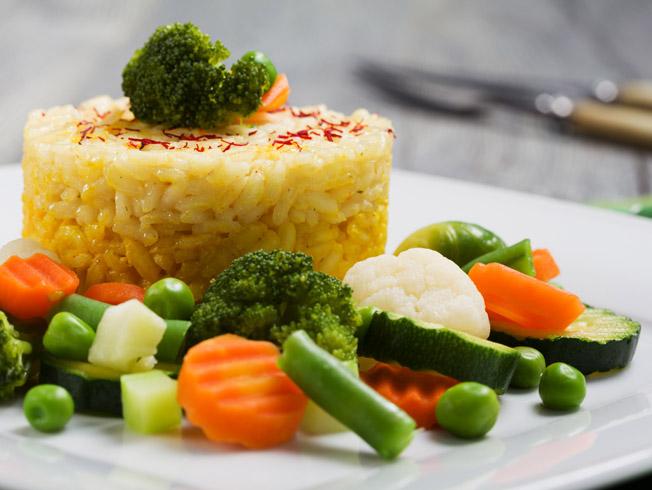 Cinco recetas de arroz con verduras perfectas para el otoño