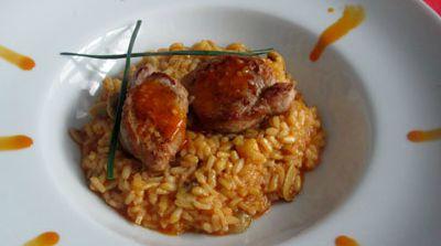 risotto-sobrasada