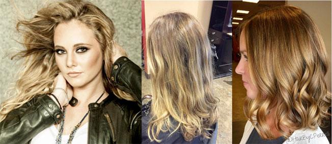 Tendencias en coloracin de cabello para el invierno 20152016