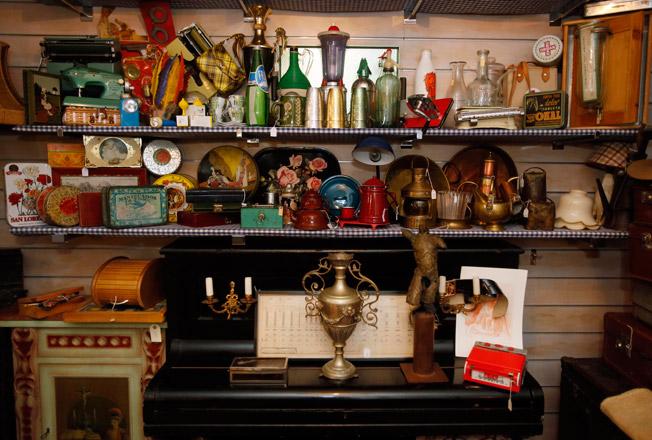 Un auténtico viaje en el tiempo a través de los objetos que han formado parte de la vida de nuestros hogares