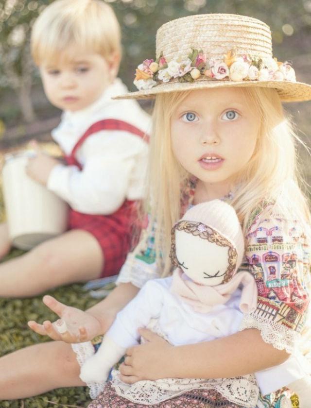 Diseños de moda para niños de Castle Baby
