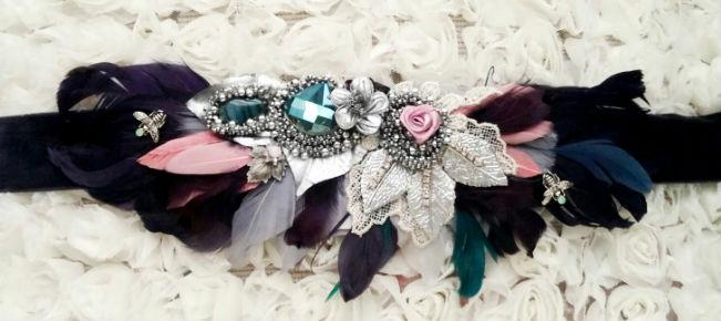 Cinturón de plumas de Lamágora