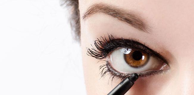 Diez formas de pintarse los ojos: deliebado completo
