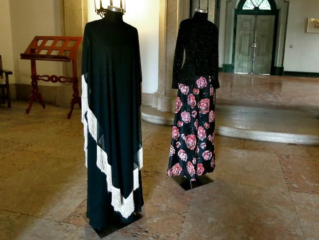 Exposición de Fado y Moda en el Consulado de Portugal de Sevilla. J.M. Serrano