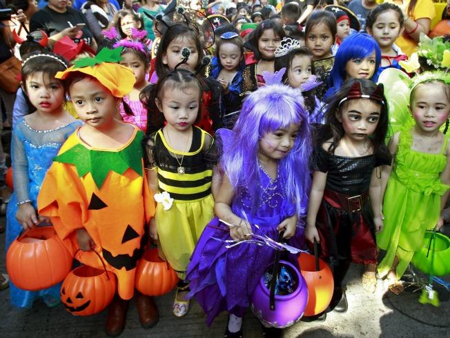 Fin de semana de halloween para los ni os en sevilla - La casa de los disfraces sevilla montesierra ...