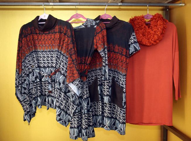 Prendas en lana suave que representan la sobriedad y la elegancia del otoño en su estado más puro