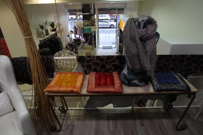 Diseño, estilo y comodidad, filosofía de MuMa Mujeres Malditas también en su decoración