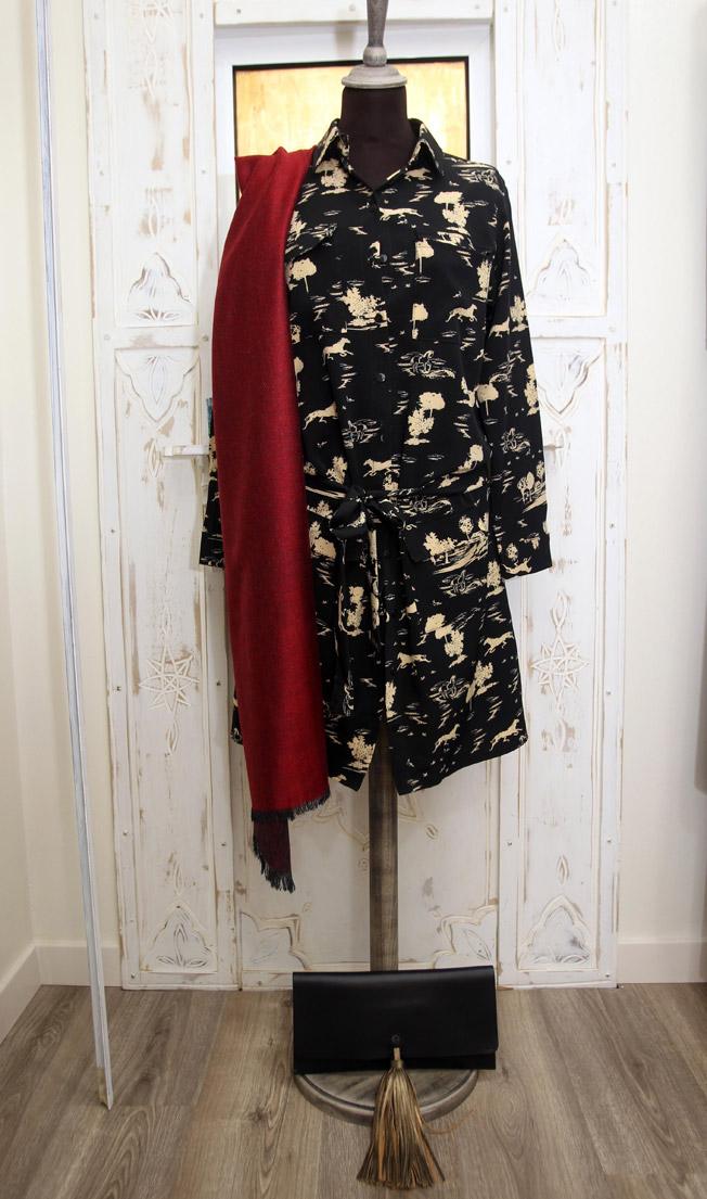 La elegancia de las telas inglesas en los textiles más suaves accesorios exclusivos