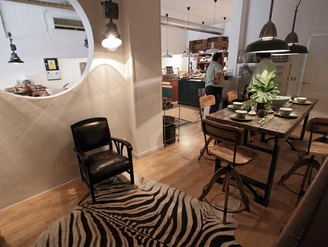 Restaurantes de Sevilla: No-Lugar