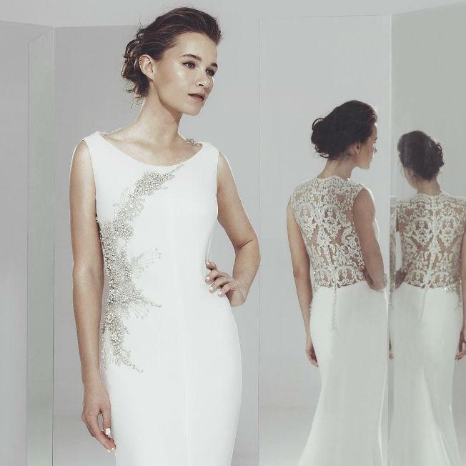 iván campaña: «para competir en la moda nupcial apuesto por la