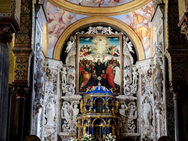 Palermo. Cuarto de Maravillas