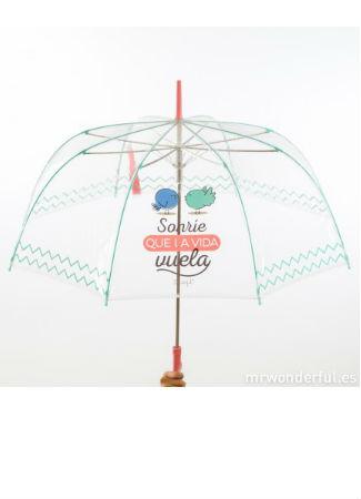 Paraguas de Mr Wonderful