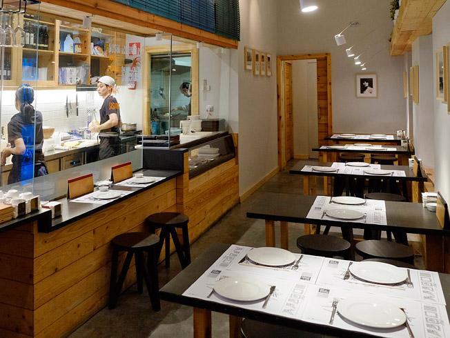 Restaurantes de Sevilla: Los Palillos