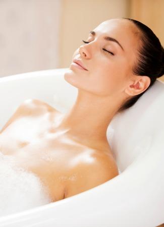Temperatura del agua para el baño